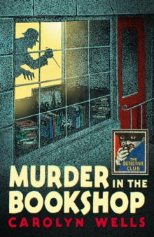 Murder in the Bookshop, Hardback Book