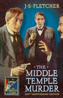 The Middle Temple Murder, Hardback Book
