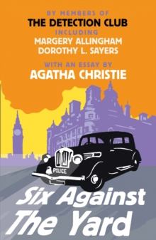 Six Against the Yard, Paperback / softback Book