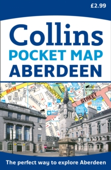 Aberdeen Pocket Map : The Perfect Way to Explore Aberdeen, Sheet map, folded Book