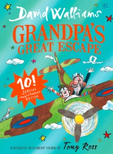 Grandpa's Great Escape : Limited Gift Edition of David Walliams' Bestselling Children's Book, Hardback Book
