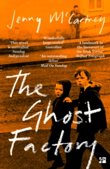 The Ghost Factory, Paperback / softback Book