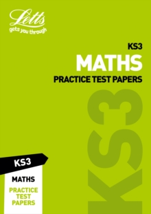 KS3 Maths Practice Test Papers, Paperback / softback Book