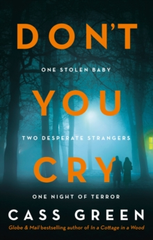 DONT YOU CRY TPB,  Book