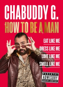 How to Be a Man, Hardback Book