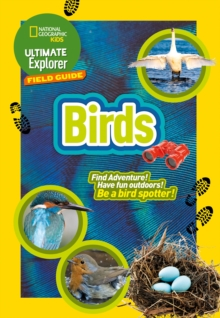 British Birds : Find Adventure! Have Fun Outdoors! be a Bird Spotter!, Paperback / softback Book