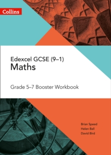 Edexcel GCSE Maths Grade 5-7 Workbook, Paperback / softback Book
