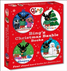 Bing's Christmas Bauble Books, Mixed media product Book