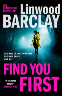 Find You First, Hardback Book