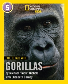 Face to Face with Gorillas : Level 5, Paperback / softback Book