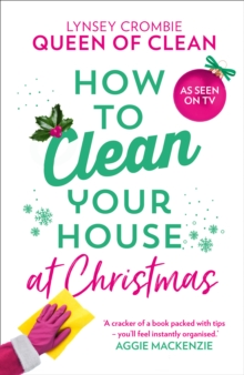 How To Clean Your House at Christmas, Hardback Book