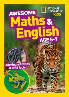 Awesome Maths and English Age 5-7, Paperback / softback Book