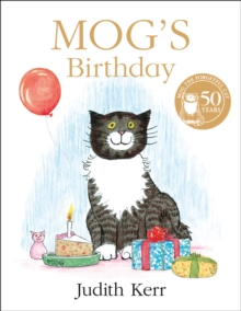 It's Mog's Birthday!