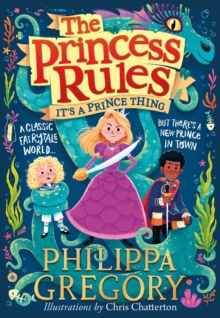 It's a Prince Thing (The Princess Rules), EPUB eBook