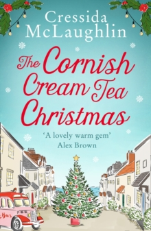 The Cornish Cream Tea Christmas, Paperback / softback Book