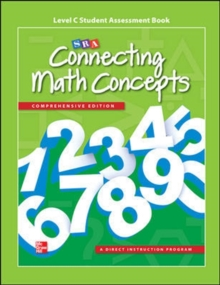 Connecting Math Concepts Level C, Student Assessment Book, Paperback / softback Book