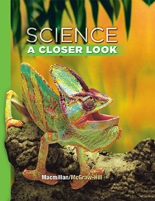 SCIENCE A CLOSER LOOK GRADE 4 STUDENT ED,  Book