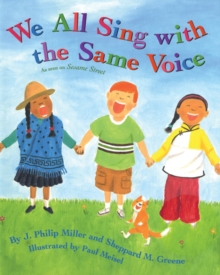 We All Sing With the Same Voice, Paperback Book