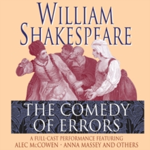 The Comedy of Errors, eAudiobook MP3 eaudioBook