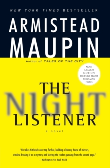 The Night Listener, Paperback / softback Book