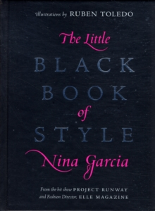 The Little Black Book of Style, Hardback Book