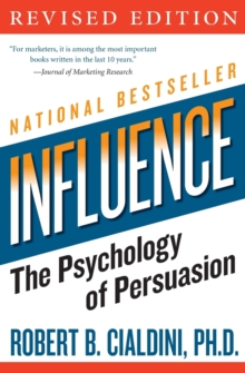 influence : The Psychology of Persuasion, Paperback / softback Book