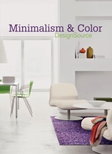 Minimalism and Color DesignSource, Paperback Book
