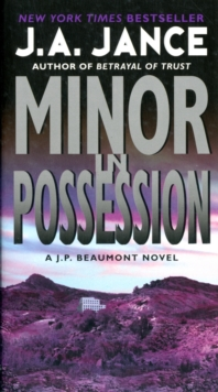 Minor in Possession : A J.P. Beaumont Novel, Paperback Book