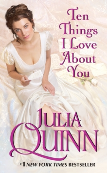 Ten Things I Love About You, EPUB eBook