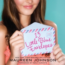 13 Little Blue Envelopes, eAudiobook MP3 eaudioBook