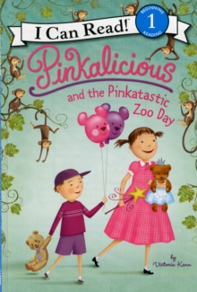 Pinkalicious and the Pinkatastic Zoo Day, Paperback Book