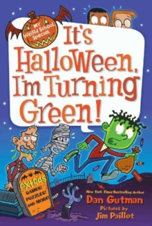 My Weird School Special: It's Halloween, I'm Turning Green!, Paperback / softback Book