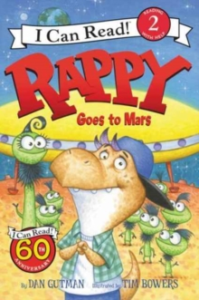 Rappy Goes to Mars, Paperback Book