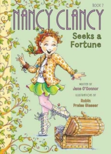 Fancy Nancy: Nancy Clancy Seeks a Fortune, Paperback / softback Book