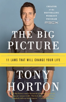 The Big Picture : 11 Laws That Will Change Your Life, Paperback / softback Book