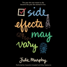 Side Effects May Vary, eAudiobook MP3 eaudioBook