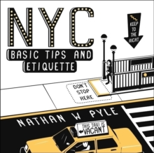 NYC Basic Tips and Etiquette, Paperback / softback Book