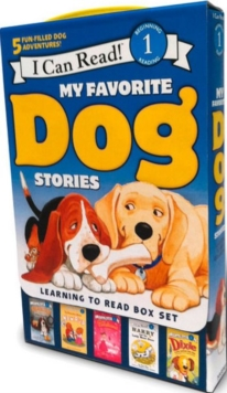 My Favorite Dog Stories: Learning to Read Box Set, Paperback / softback Book