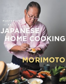 Mastering the Art of Japanese Home Cooking, Hardback Book