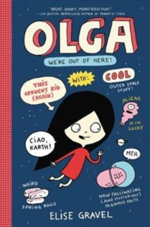 Olga: We're Out of Here!, Hardback Book