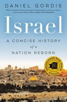 Israel : A Concise History of a Nation Reborn, Hardback Book