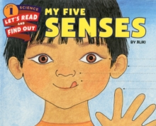 My Five Senses, Paperback Book