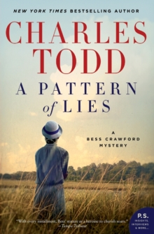 A Pattern of Lies : A Bess Crawford Mystery, Paperback / softback Book