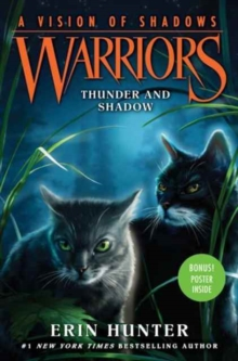 Warriors: A Vision of Shadows #2: Thunder and Shadow, Paperback / softback Book