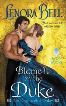 Blame it on the Duke, Paperback Book