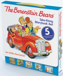 The Berenstain Bears Take-Along Storybook Set : Dinosaur Dig, Go Green, When I Grow Up, Under the Sea, The Tooth Fairy, Paperback Book