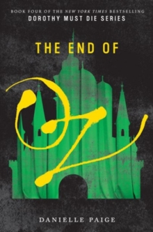 The End of Oz, Hardback Book