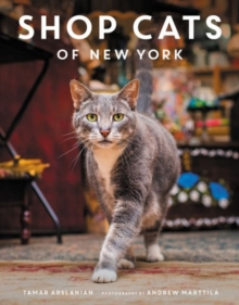 Shop Cats Of New York, Hardback Book