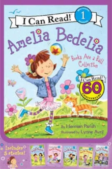 Amelia Bedelia I Can Read Box Set #2: Books Are a Ball, Paperback Book
