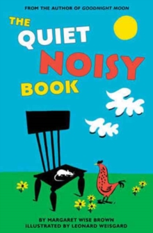 The Quiet Noisy Book, Board book Book
